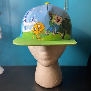 Cartoon Network Adventure Time Youth Snapback Hat